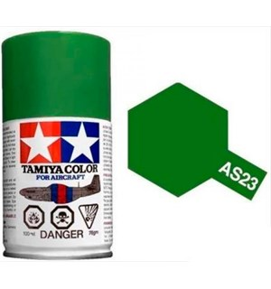 Tamiya Airspray AS-23 Light Green Tamiya 86523 - 100ml