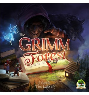 The Grimm Forest Brettspill