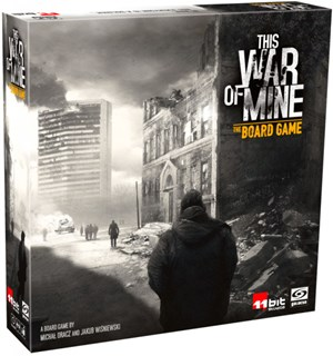 This War of Mine Board Game Brettspill