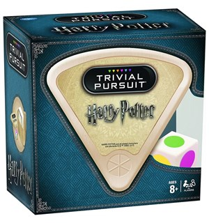 Trivial Pursuit Harry Potter Reiseutgave World of Harry Potter