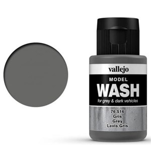Vallejo Model Wash - Grey 35ml