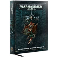 Warhammer 40 000 Regelbok 8th Edition In the Grim Darkness of the far Future