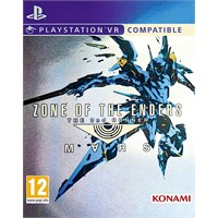 Zone of the Enders 2nd Runner PS4 Støtter PlayStation VR