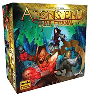 Aeons End War Eternal Expansion Utvidelse til Aeons End Second Edition