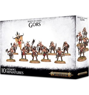 Beasts of Chaos Gors Warhammer Age of Sigmar