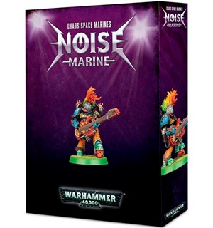 Chaos Space Marines Noise Marine Warhammer 40K