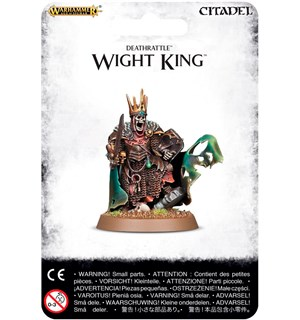 Deathrattle Wight King Warhammer Age of Sigmar
