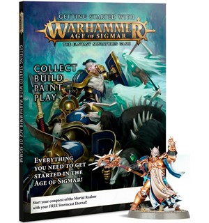 Getting Started With Age of Sigmar Warhammer Age of Sigmar