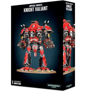 Imperial Knights Knight Valiant Warhammer 40K