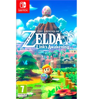 Legend of Zelda Links Awakening Switch The Legend of Zelda