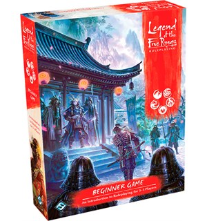Legend of the 5 Rings RPG Beginner Game Legend of the Five Rings