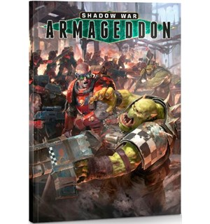 Shadow War Armageddon Rulebook Warhammer 40K