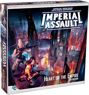 Star Wars IA Heart of the Empire Exp Utvidelse til Star Wars Imperial Assault