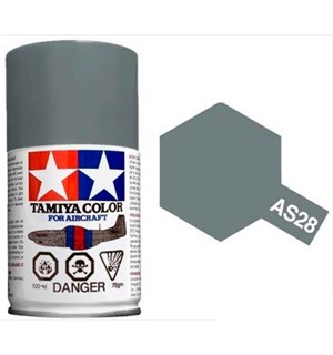 Tamiya Airspray AS-28 Medium Gray Tamiya 86528 - 100ml