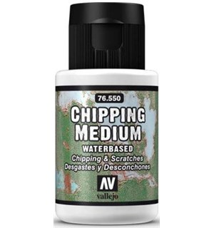 Vallejo Medium Chipping Medium - 35ml