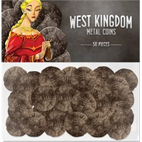 Architects of West Kingdom Metal Coins