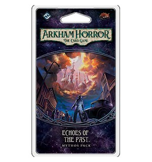 Arkham Horror TCG Echoes of the Past Utvidelse til Arkham Horror Card Game