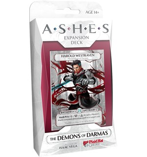 Ashes Demons of Darmas Expansion Utvidelse til Ashes