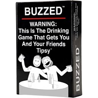 Buzzed Drinking Game Kortspill Fra skaperen av What Do You Meme?