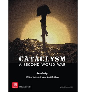 Cataclysm A Second World War Brettspill