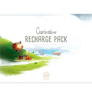 Charterstone Recharge Pack Expansion Utvidelse til Charterstone