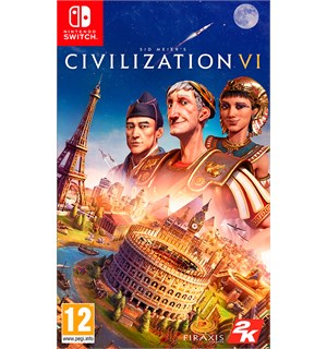 Civilization VI Switch Sid Meier's  Civilization 6