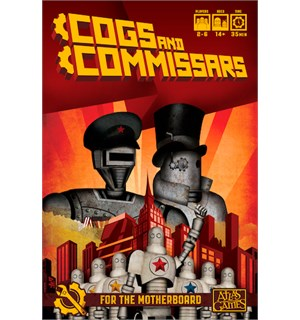 Cogs And Commissars Kortspill