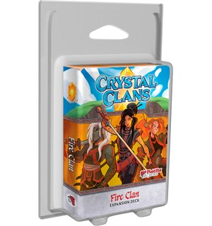Crystal Clans Fire Clan Expansion Utvidelse til Crystal Clans