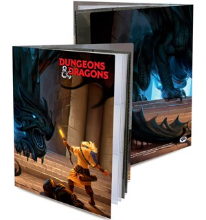 D&D Character Folio Shadow Dragon Dungeons & Dragons