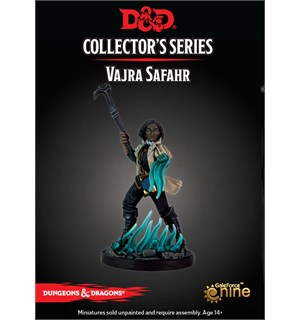 D&D Figur Coll. Series Vajra Safahr Dungeons & Dragons Collectors Series