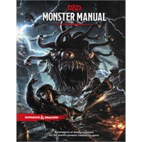 D&D Rules Monster Manual Dungeons & Dragons