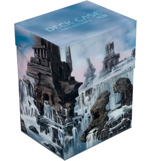 Deck Case Lands Edition Island 80+ Ultimate Guard Lands Edition II