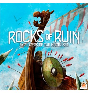 Explorers of the North Sea Rocks of Ruin Utvidelse til Explorers of the North Sea