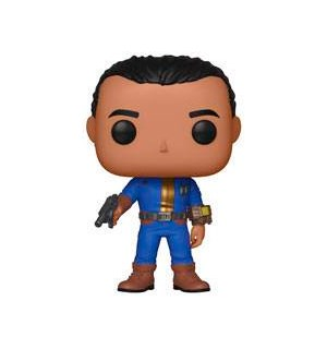 Fallout 76 POP Figur Vault Dweller Male