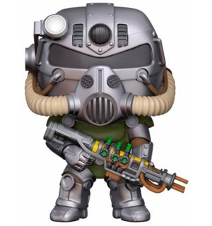 Fallout POP Figur T-51 Power Armor 9cm