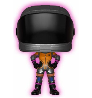 Fortnite POP Figur Dark Vanguard GITD Ed Glow in the Dark Edition - 9 cm