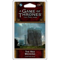 Game of Thrones TCG Red Wedding Exp Utvidelse til Game of Thrones Card Game