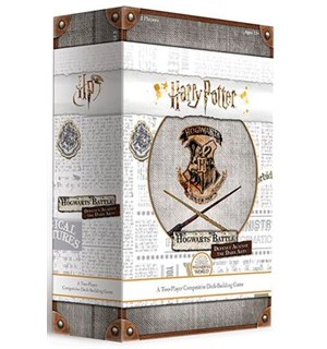 Harry Potter Hogwarts Battle Dark Arts Defense Against the Dark Arts Brettspill