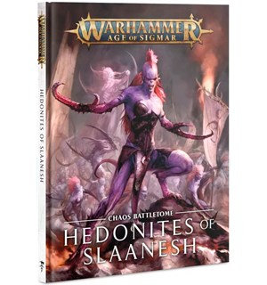 Hedonites of Slaanesh Battletome Warhammer Age of Sigmar