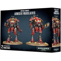 Imperial Knights Armiger Warglaives Warhammer 40K