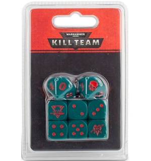 Kill Team Dice Drukhari Warhammer 40K