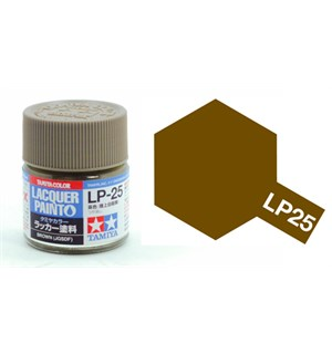 Lakkmaling LP-25 Brown JGSDF Tamiya 82125 - 10ml