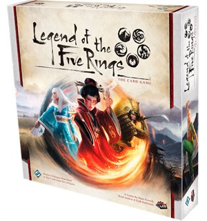 Legend of the Five Rings TCG Kortspill Legend of the Five Rings Card Game