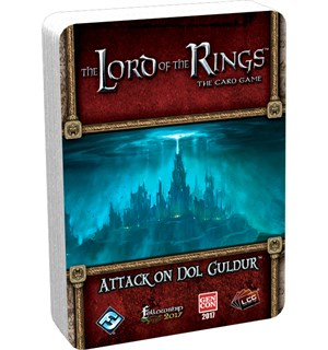 LotR TCG Attack on Dol Guldur Expansion Lord of the Rings The Card Game