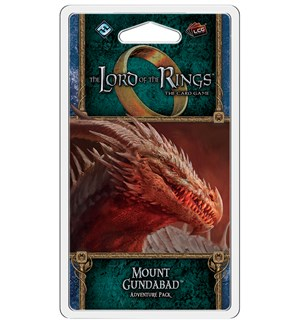 LotR TCG Mount Gundabad Expansion Utvidelse Lord of the Rings Card Game