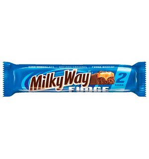 Milky Way Fudge - 2 biter 85g