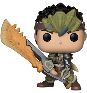 Monster Hunter POP Figur Male Hunter 9cm