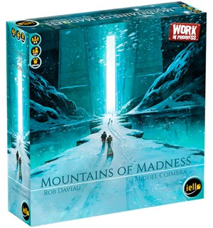 Mountains of Madness Brettspill