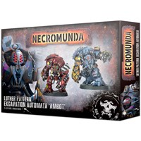 Necromunda Ambot Automata Luther Pattern Excavation Automata Ambot