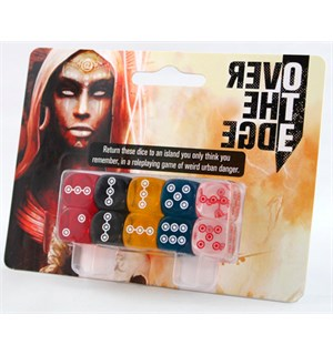 Over the Edge RPG Dice Set